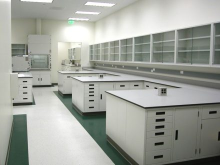 Optimer Pharmaceuticals Labs & Offices 01