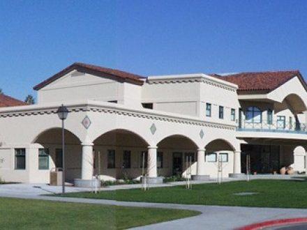 Santa Clara University College of Arts & Sciences Building 07